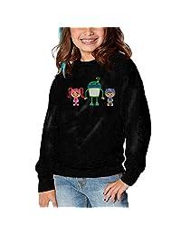 KAIQUQU Toddler Sweatshirt Team Umizoomi Baby Pullover Sweatshirt