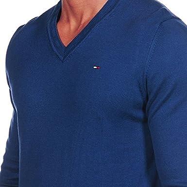 Tommy Hilfiger Pacific Herren Pullover V Neck (B00PP83B0I