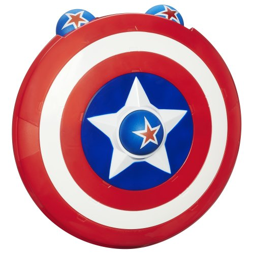 Playskool Heroes Marvel Super Hero Adventures Captain America Shield
