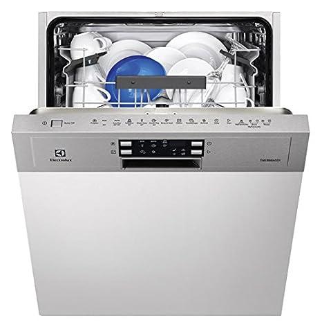 Electrolux ESI5530LOX Semi-incorporado 13cubiertos A++ lavavajilla ...