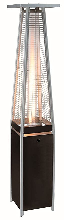 propane patio tabletop products steel mini stainless pyramid in d heater hanover