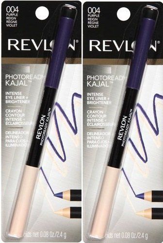 PACK 2-Revlon Photo Ready Kajal Intense Eye Liner & Brighten