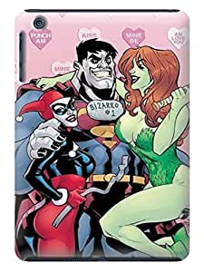 Steven L.Cummings Luxury design tpu skin back cover case with cartoon for ipad mini (Marvel Comic Harley Quinn)