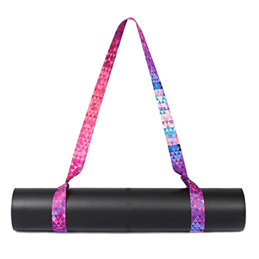Xiaoxiao Yoga Mat Carry Strap Adjustable Shoulder Strap for ...