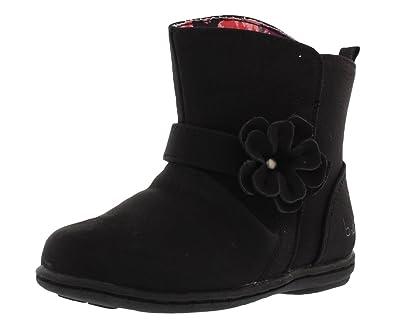 edbd7c441edc8 B.O.C. Leigh Boots Infant s Shoes Size 7 Black