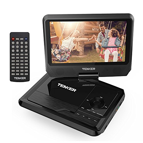 Portable Dvd Player Sony - 8