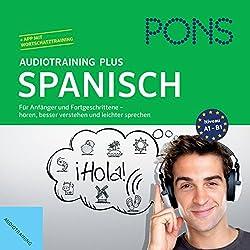 PONS Audiotraining Plus - Spanisch