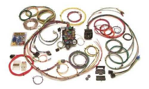 Camaro Harness - Painless 20101 Classic-Plus Customizable 1967-68 Camaro/Firebird Harness (24 Circuits)