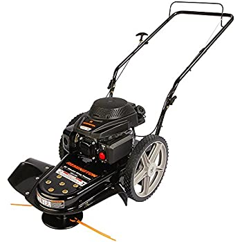 Remington 22-Inch 159cc Gas Wheeled String Trimmer Lawn Mower