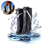 AYAMAYA Hiking Gaiters Waterproof Boot Snow Gaitors, Hiking Equipment Breathable High Boots Shoes Cover Leg Protection Guard, Anti Dust/Mud/Debris/Rock/Bush Snow Gaiters For Hunting