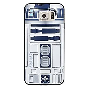New Style Samsung Galaxy S7 Phone Cover Shell Cute Fresh Robot R2-D2 Phone Case Cover for Samsung Galaxy S7