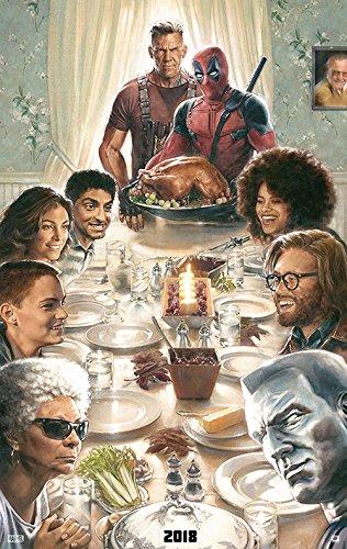 Sequel Poster (Deadpool 2 - Authentic Original 27