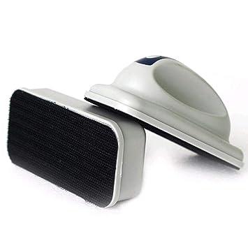 D@Qyn Magnética Acuario Limpiador De Vidrio-Algas Acuáticas Limpieza Imán por Pet,