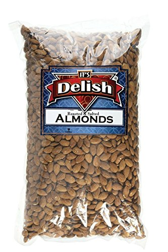roasted salted almonds bulk - 1