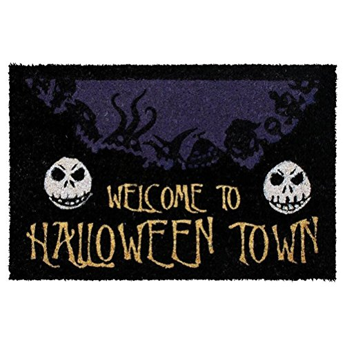 Official The Nightmare Before Christmas Welcome To The Halloween Town (Welcome To Halloween)