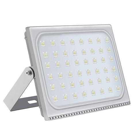 300W LED Foco proyector, Focos exterior de luz blanca fría, focos industriales, reflectores