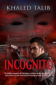 Incognito by [Talib, Khaled]