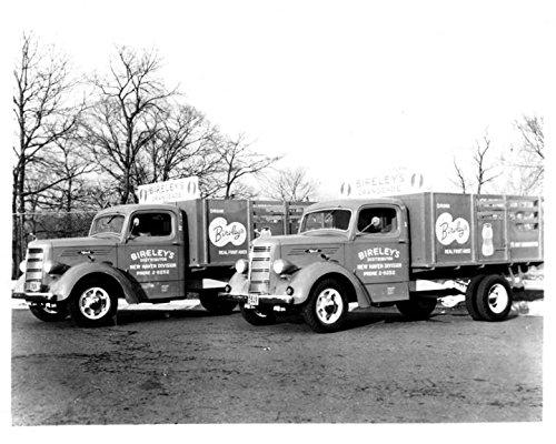 1939 Mack Model ED Bireley's Orangeade Soda Truck Photo Poster from AutoLit