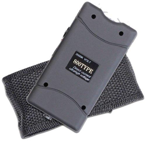 UPC 805319312925, MTECH USA Mt-S805Bk Stun Gun 3500K Volt Rechargeable