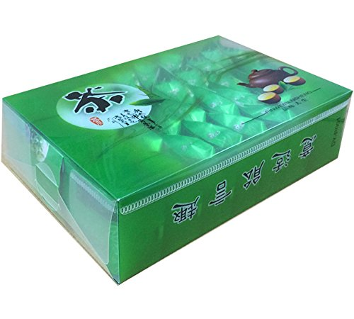 High Mountain Organic Famous Bi Luo Chun Green Tea CHINA TEA 32bags in 1 box Review