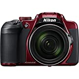Nikon COOLPIX B700 Digital Camera (International Model) (Red)
