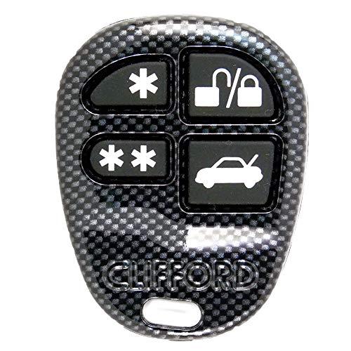 4-button CLIFFORD (DEI) Keyfob Remote