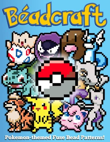 Beadcraft: Pokemon-themed Fuse Bead Patterns! -