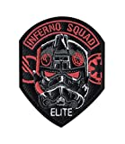 #1: Limited Edition Inferno Trooper Battlefront Star Wars Celebration Inspired Art Patch