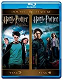 harry potter blu ray box set - Harry Potter Double Feature: Harry Potter and the Prisoner of Azkaban/Harry Potter and the Goblet of Fire [Blu-ray]