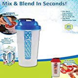 Best As Seen On TV juicers - Hand Shake Fruit Cup Mighty Mixer Hand Juicer Review