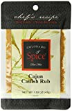 Colorado Spice Company, Seafood Spice, Cajun Catfish Rub, 1.5-Ounce Packet  (Pack of 12)