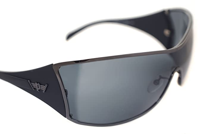 Police - Gafas de sol - Escudo - para hombre Black 0568 99 ...