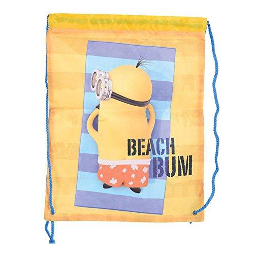 Beach Bum Minions Kordelzug Tasche jSnJ0M3HoE