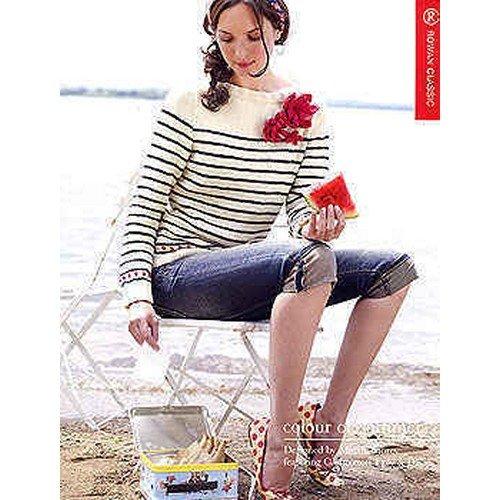 RYC Rowan Classic Colour of Summer Knitting Patterns