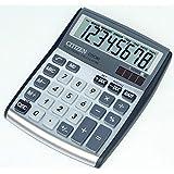 CITIZEN CDC80 Designline 108 x 135 x 24 mm Desktop Calculator - Silver