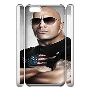 iPhone 6 5.5 Inch Cell Phone Case 3D Sports the rock wwe 12 gift z004hm-2313955