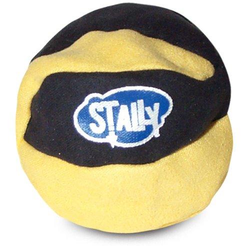 World Footbag Stally Hacky Sack Footbag, Yellow/Black ()