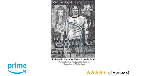 Books by Cory Parella (Author of Kevin Sorbo Presents Hercules' Bible Adventures)