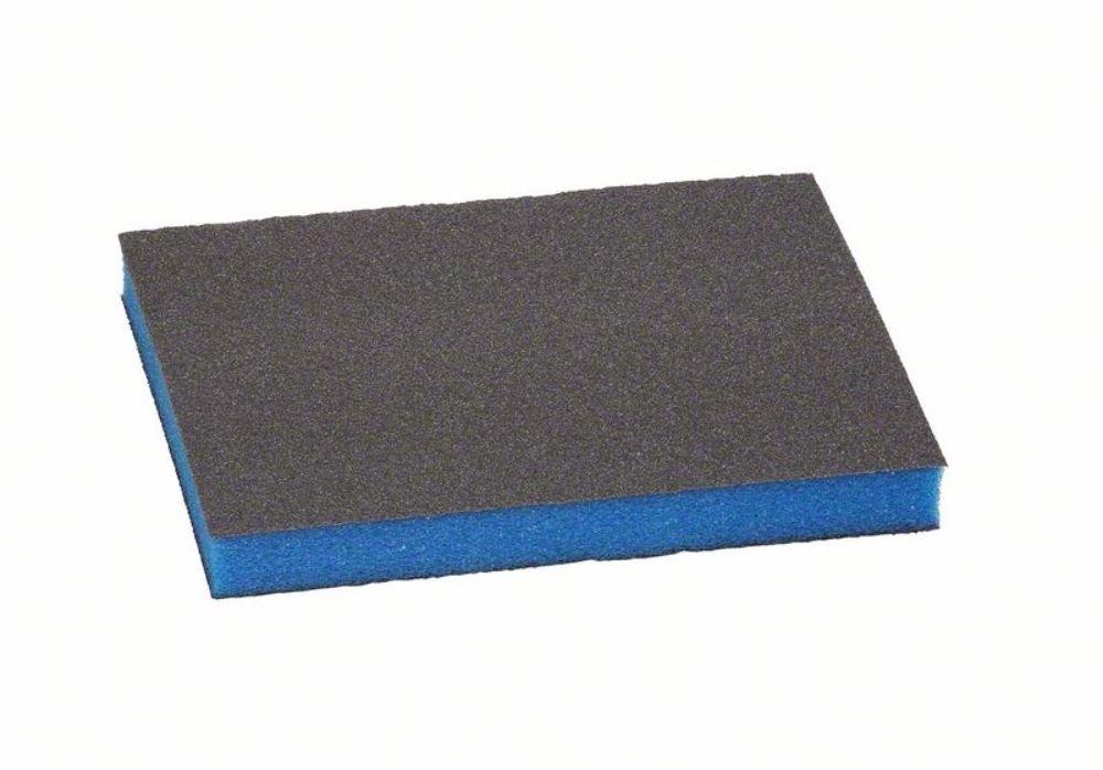 Bosch DIY Kontur Schleifpad (2 Stü ck, 68 x 120 x 13 mm, fein) 2609256350