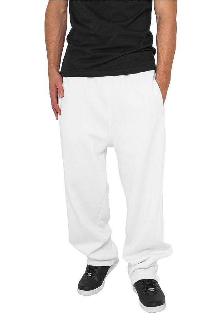 Urban Classics - Pantalón Deportivo - Relaxed - para Hombre Blanco ...