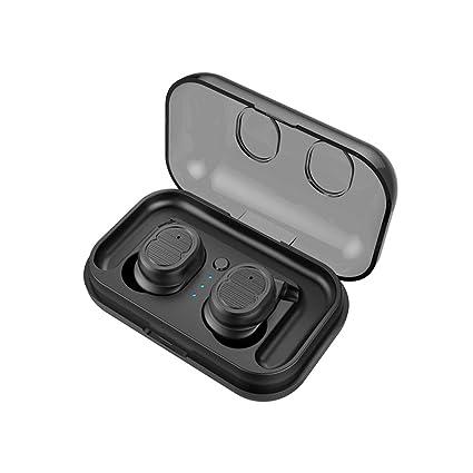 Roful Auriculares Inalámbricos, TWS-8 Mini Auriculares Inalámbricos Inalámbricos Bluetooth 5.0 Touch Control Auriculares