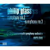 Philip Glass: Symphony No. 2, Symphony No. 3