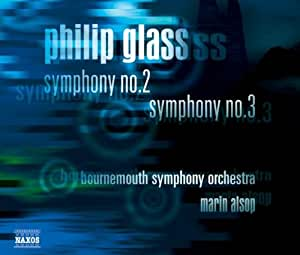 Philip Glass: Symphony No. 2, Symphony No. 3