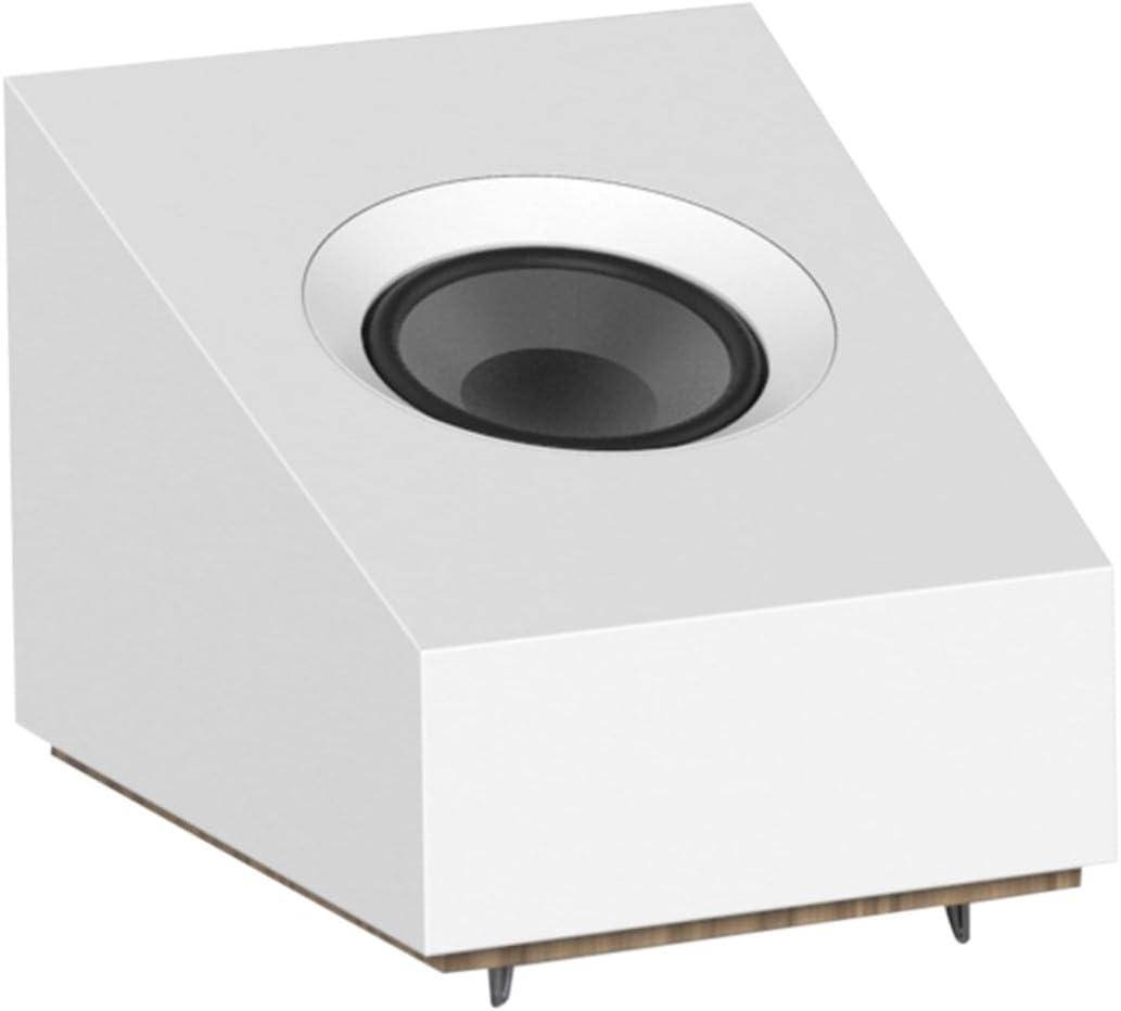 Jamo S 8 ATM 100W Blanco Altavoz - Altavoces (Alámbrico, 100 W, 8 Ω, Blanco)