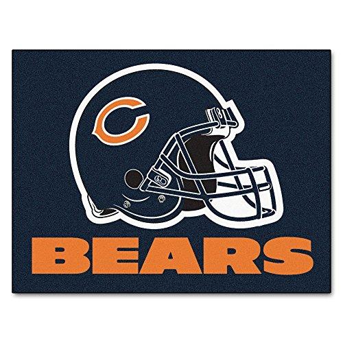 chicago bears rug - 8