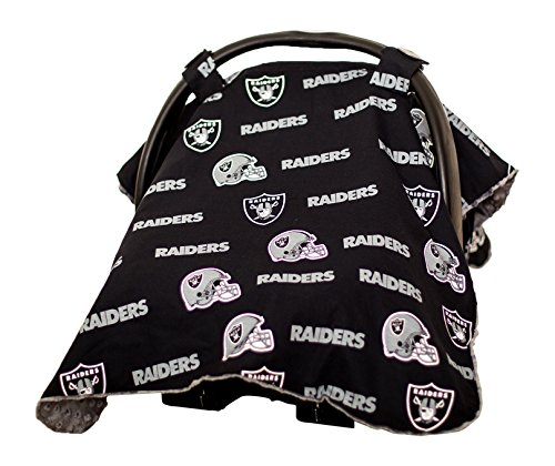 Baby Fanatic Canopy Oakland Raiders