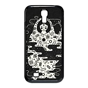Samsung Galaxy S4 9500 Cell Phone Case Black THE MAGICIAN LSO7910655