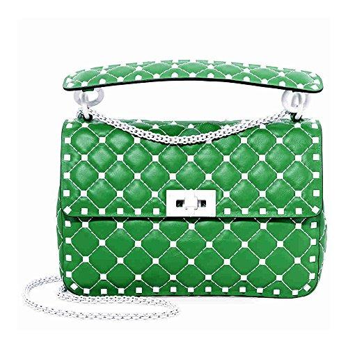 Valentino Green Shoulder Bag