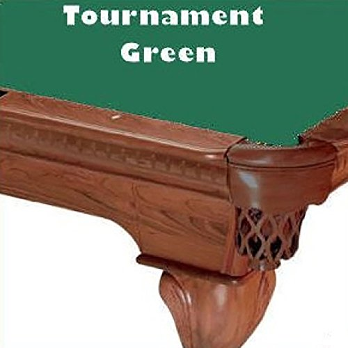 8' Tournament Green ProLine Classic 303 Teflon Billiard Pool Table Cloth Felt