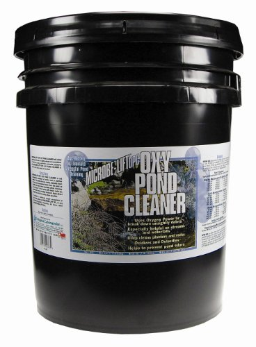 Cleaner Pond Oxy (Microbe Lift Oxy Pond Cleaner 45 lbs)